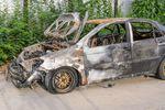 Spalenie samochodu? Odszkodowanie tylko z AC