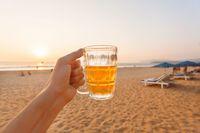 Alkohol na urlopie