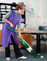 Umowa zlecenia dla sprzątaczki