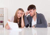 Zadłużeni małżonkowie