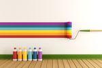 Mieszkanie - gra w kolory