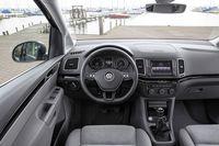 Volkswagen Sharan - wnętrze