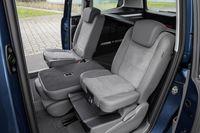 Volkswagen Sharan - fotele
