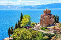 Macedonia, jezioro Ochryda