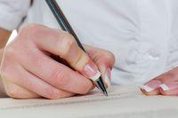 Weksel in blanco jako forma zabezpieczenia umowy