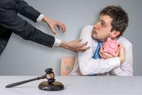 Postanowienie komornika o nieściągalnej wierzytelności w kosztach firmy