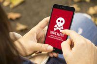 Co 9 sekund pojawia się nowy wirus na urządzenia mobilne