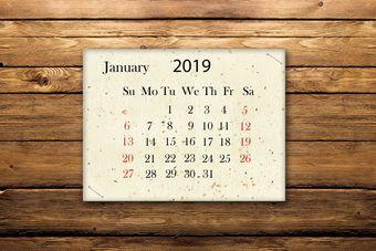 Dni wolne 2019: 140 dni laby