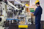 Produkcja przemysłowa nie słucha PMI