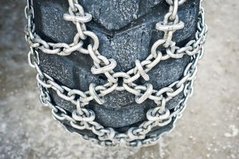 Masz łańcuchy śniegowe ? I tak możesz dostać mandat!