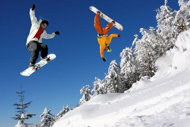 Ubezpieczenie na narty i snowboard - porady - eGospodarka.pl - Porady finansowe