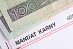 Taryfikator mandatów 2016: stawki kar w górę