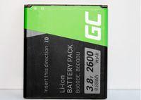 Bateria 4 – B600BE do Samsung Galaxy S4 – Oryginalna Green Cell