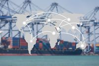 Protekcjonizm zahamuje handel światowy?