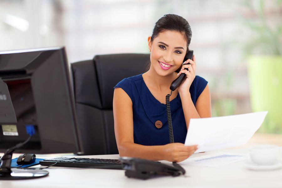 virtual receptionist jobs