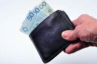 Zarobki sprzedawców w handlu detalicznym  w 2013 roku