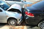 Wypadek samochodowy pracownika