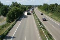 Coraz łatwiej o wypadek na autostradzie