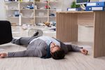 Stres, jako przyczyna wypadku przy pracy
