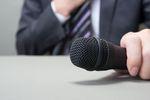 Wywiad w mediach. Zobacz, jak nie dać plamy