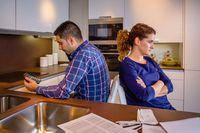Zadłużenie psuje relacje w domu i w pracy