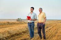 Rolnicy w złych nastrojach