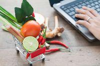 Spożywcze zakupy online