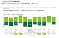 Prognozy CFO dla Polski