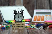 Ty kontra minuty. Poznaj 6 technik zarządzania sobą w czasie