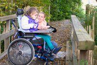Dziecko niepełnosprawne z opiekunem