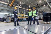 Produkcja przemysłowa nie przestaje zatrudniać