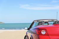 Samochód na wakacjach