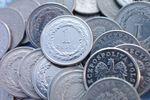 Polska waluta umacniała się w 2012