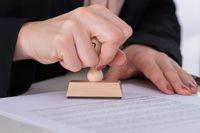 Tradycyjne znaki opłaty sądowej odchodzą do lamusa