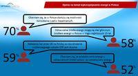 Opinia na temat wykorzystywania energii w Polsce