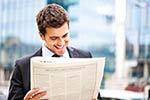 Analiza mediów - źródło informacji biznesowych
