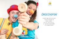 Śmiechofon - wirtualne wizyty Doktorów Clownów