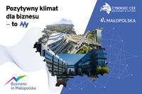 CYBERSEC CEE Regions & Cities 2021. 1-3 września, Krynica-Zdrój