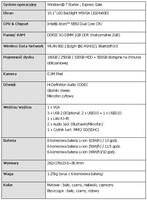 ASUS EeePC 1015PEM - specyfikacja
