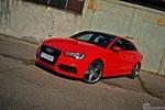 Audi A3 Limousine 1.8 TFSI robi wrażenie