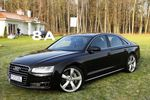 Audi A8 jeszcze bardziej komfortowe