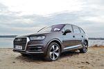 Audi Q7 3.0 TDI tiptronic quattro - jakość i komfort