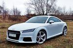 Sportowe Audi TT 2.0 TFSI quattro S tronic