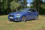 BMW 118i dla spokojnych kierowców