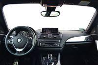 BMW M135i - wnętrze