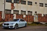 BMW 750Li xDrive - luksusowy sportowiec