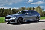 BMW 530e xDrive Touring, czyli połączenie praktyczności z nowoczesnością