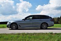 BMW 530e xDrive Touring - profil