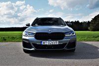 BMW 530e xDrive Touring - przód