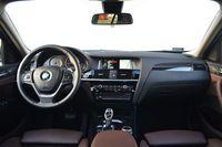 BMW X4 xDrive28i - wnętrze